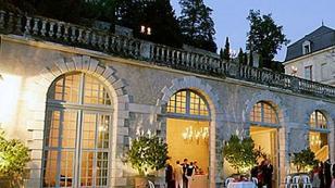 private event in a chateau hotel