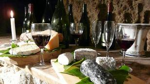loire valley wine and cheese tasting